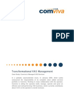 Comviva CS Managed Services V1.0