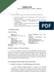 Case Study - Tonsillitis