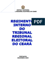 Regimen to Inter No Do TRE-Ce