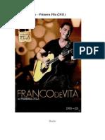 Franco de Vita 2011