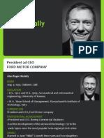 Alan Mulally and Ford