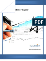Daily Newsletter - Equity By Money CapitalHeight