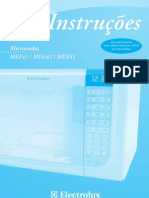 Forno Microondas MEF41