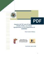 Impactos del TLC entre El Salvador y Estados Unidos, en el Sector Agropecuario y en las Cooperativas de CONFRAS