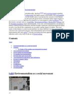 Wiki Environmentalism