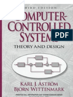 ASTROM - Computer Controlled Systems (3rd Edition) Parte I