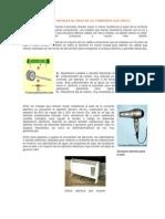 RESISTENCIA DE LOS METALES AL PASO DE LA CORRIENTE ELÉCTRICA