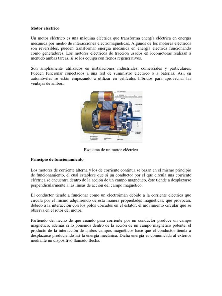 ea866f891fb Motor eléctrico