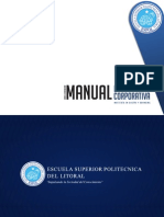 Manual Maestria, Identidad Corporativa (Deber)