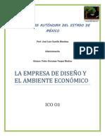 Trabajo de Admin is Trac Ion (La Empresa)