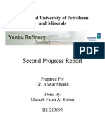 Second Progress Report 213693