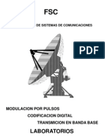 Lab Oratorios de PAM - PCM y ASK - BPSK
