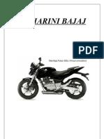 Internship - Bajaj