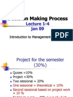 Lecture Process
