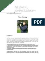 Buku Video Shooting Dan Video Editing