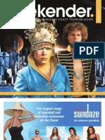 Weekender Essentials Tourism Guide Spring 2011
