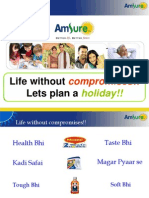 Life Gain Plus Launch Ppt