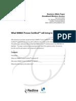 What WiMAX Forum Certified June3