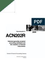 Acc201 Unisa Module