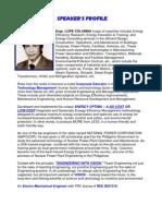 Columna Speaker Profile