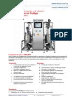 Récipients de production multi- utilisations - Mélange, Prépare et Protège - technologie alimentaire