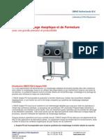 Asepto-Fill | Aseptique de laboratoire remplissage et de scellage by OMVE