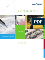 Incoterms Guide 2010