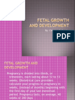 Fetal Growth and Development
