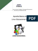 Apostila Linux Educacional 2.0