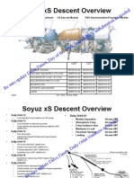 Soyuz Descent Condensed Handout