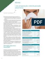 Medicamentos de Preparação Individualizada na dermatite seborreica