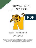 Northwestern Lehigh Handbook 2011-2012