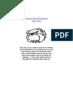Northern Lehigh Handbook 2011-2012