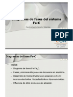 DIAPOSITIVAS Diagramas de Fase Fe C