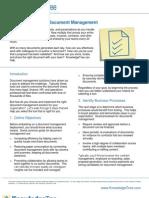 KT - White Paper - 8 Best Practices
