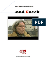 Focus Op Armand Coeck