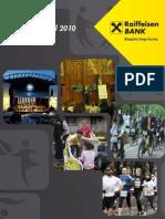 raport anual 2010 raiffeisen