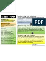 9 - HW 1 - Trench Model