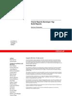 Oracle Report Builder 10g