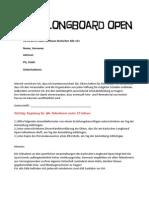 Anmeldung Karlsruhe Longboard Open 2011
