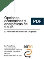 Opciones Económicas y Energéticas de Futuro