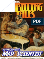 Thrilling Tales - Advanced Class - Mad Scientist