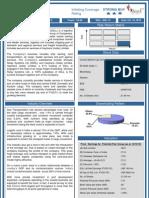 Shreyas Shipping & Logistics Ltd a Report