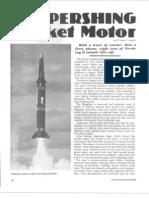 The Pershing Rocket Motor