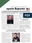 September 7, 2011 Sports Reporter