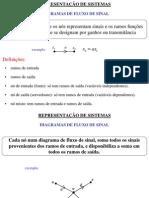 9- Diagramas de Fluxo de Sinal