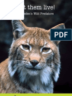 Let them live -Sweden´s Wild Predators