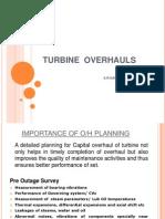 Turbine Overhauls