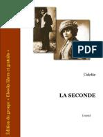 Colette La Seconde
