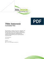 CV Thim Anneessens 07-2011
